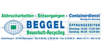 Beggel Bauschutt-Recycling
